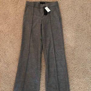 Brand New Gray Banana Republic Trousers Size 0